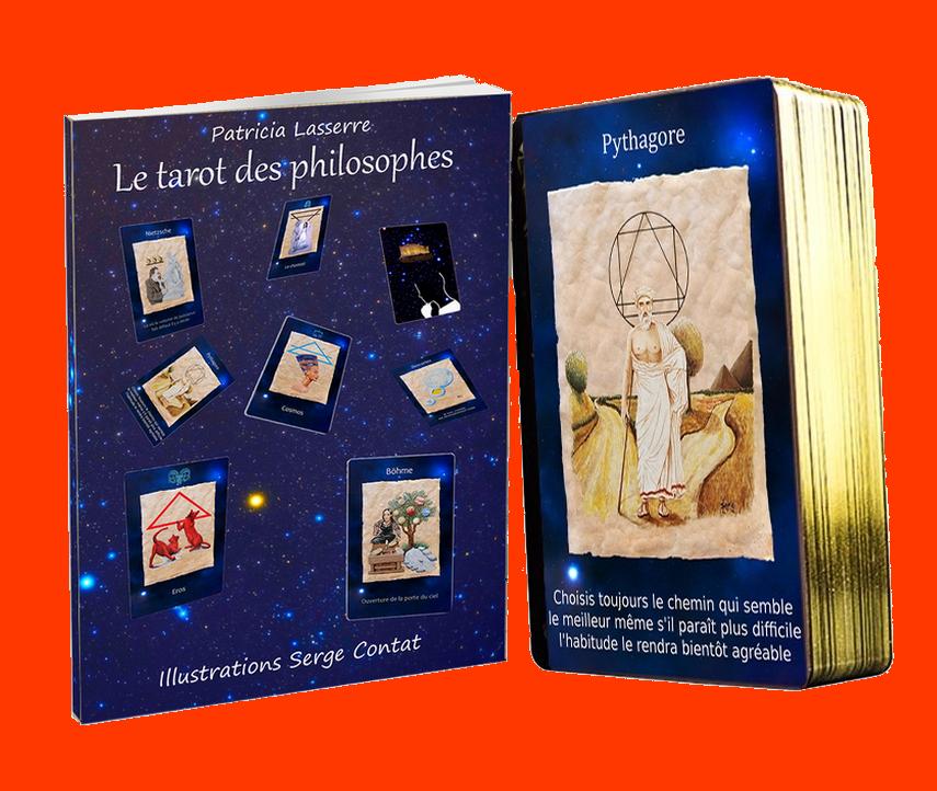 tarot des philosophes édition luxe