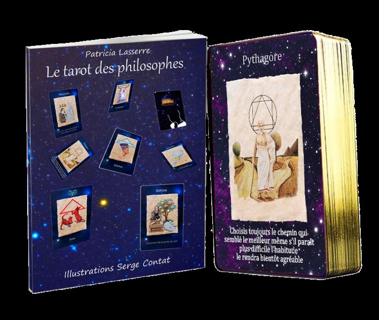 tarot des philosophes réédition 2021