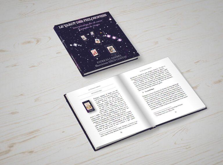 livre tarot des philosophes 2021